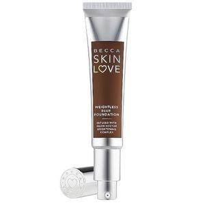 Becca skin love foundation in cacao